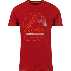 La Sportiva Connect T-Shirt Homme, chili